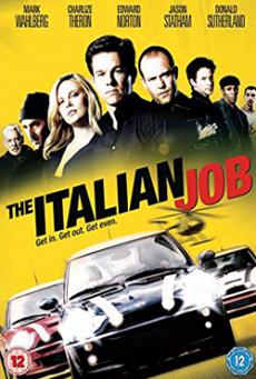 The Italian Job ปล้นซ้อนปล้น พลิกถนนล่า