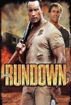 The Rundown โคตรคน ล่าขุมทรัพย์ป่านรก