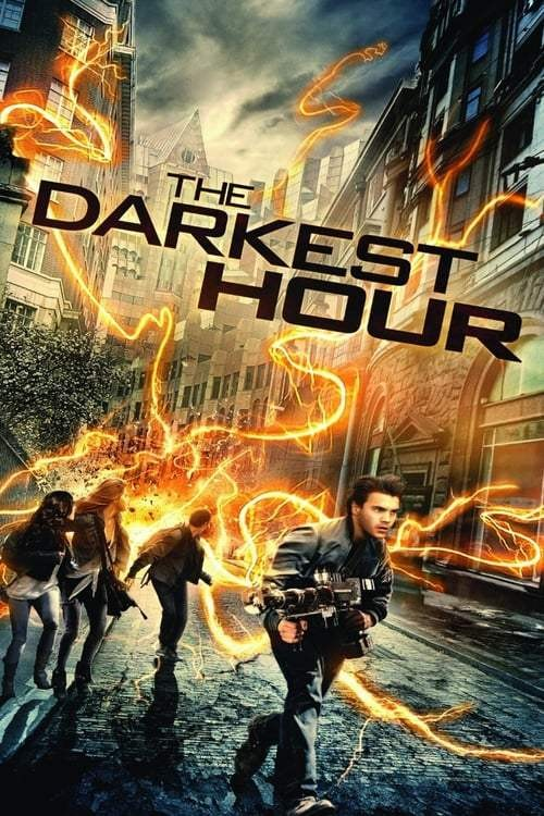 The Darkest Hour (2011) เดอะ ดาร์คเกสท์ อาวร์ มหันตภัยมืดถล่มโลก