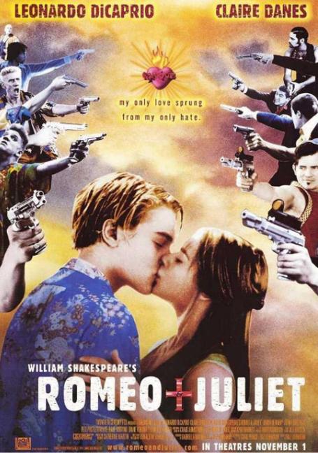 Romeo+Juliet (1996) โรเมโอ+จูเลียต