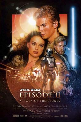 Star Wars Episode 2 Attack of the Clones (2002) สตาร์ วอร์ส ภาค 2 กองทัพโคลนส์จู่โจม