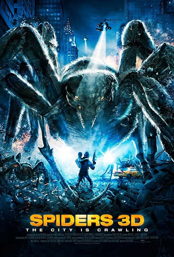Spiders 3D (2013) ฝูงแมงมุมยักษ์ถล่มโลก
