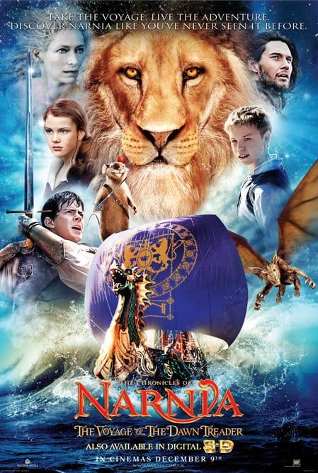 The Chronicles of Narnia 3 (2010) อภินิหารตำนานแห่งนาร์เนีย 3