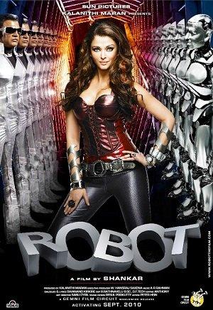 Robot Endhiran (2010) มนุษย์โรบอท จักรกลเหนือโลก