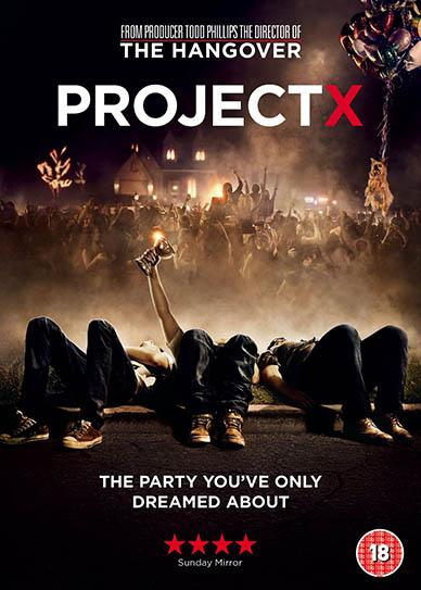 Project X (2012) โปรเจ็คท์ เอ็กซ์ คืนซ่าส์ปาร์ตี้สุดหลุดโลก