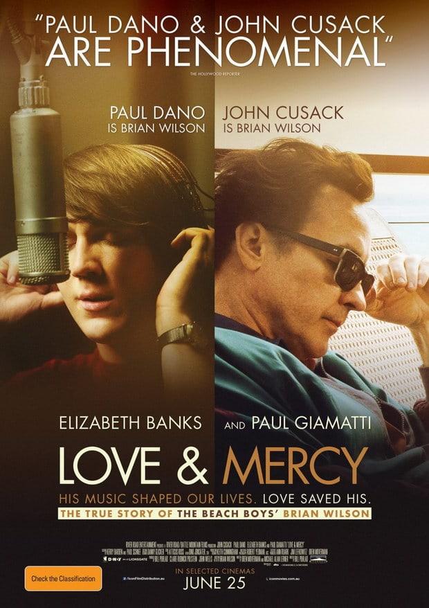 Love & Mercy (2014) คนคลั่งฝัน เพลงลั่นโลก