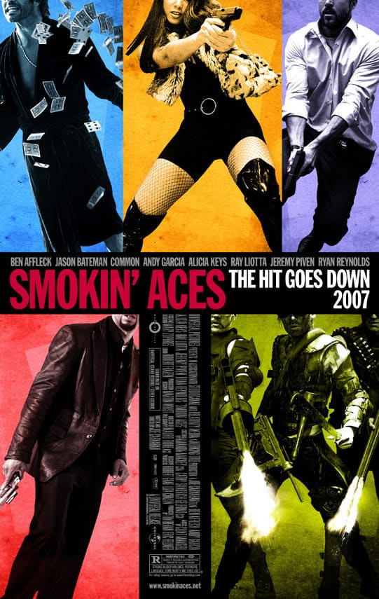 Smokin' Aces (2006) ดวลเดือดล้างเดือดมาเฟีย