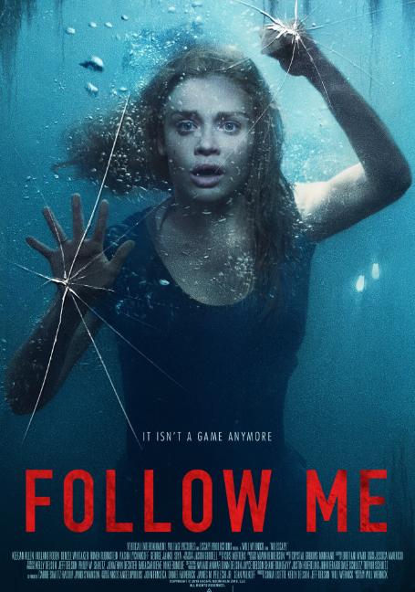 No Escape (Follow Me) (2020) เกมนรก ห้องปิดตาย