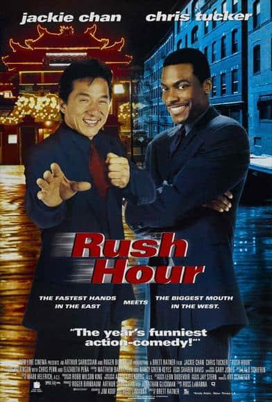 Rush Hour 1 (1998) คู่ใหญ่ฟัดเต็มสปีด ภาค 1