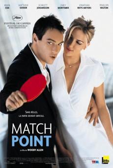 Match Point (2005) แมทช์พ้อยท์ เกมรัก เสน่ห์มรณะ