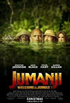 Jumanji Welcome to the Jungle เกมดูดโลก บุกป่ามหัศจรรย์