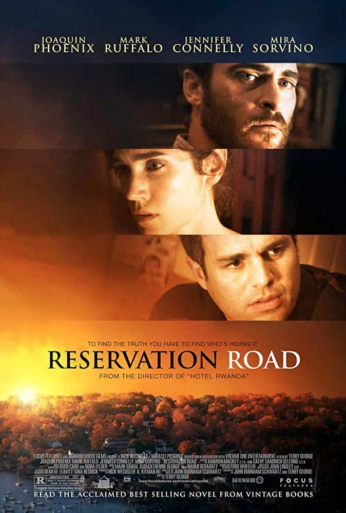 Reservation Road (2007) สองชีวิตหนึ่งโศกนาฏกรรมบรรจบ