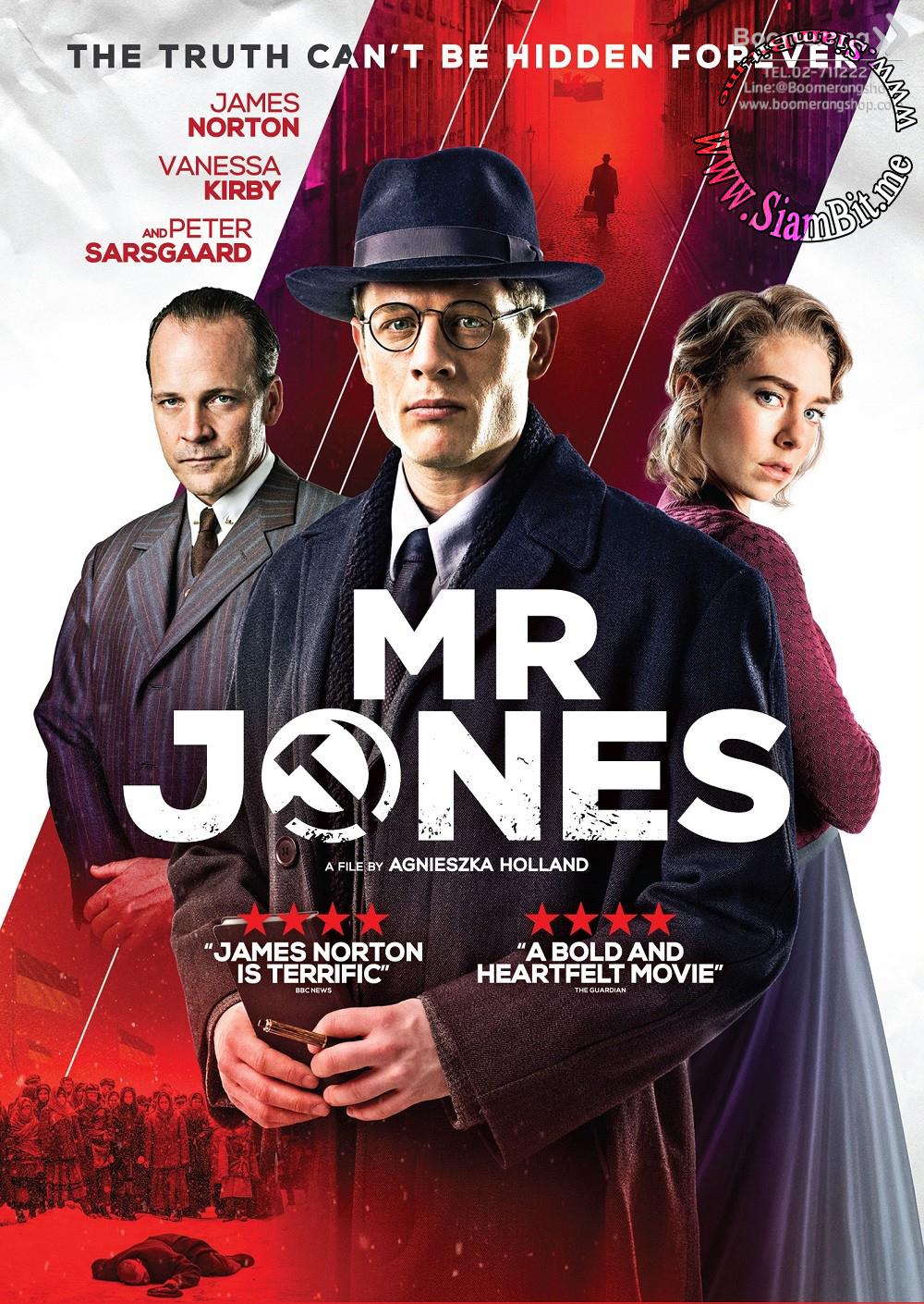Mr.Jones (2019) : ถอดรหัสวิกฤตพลิกโลก