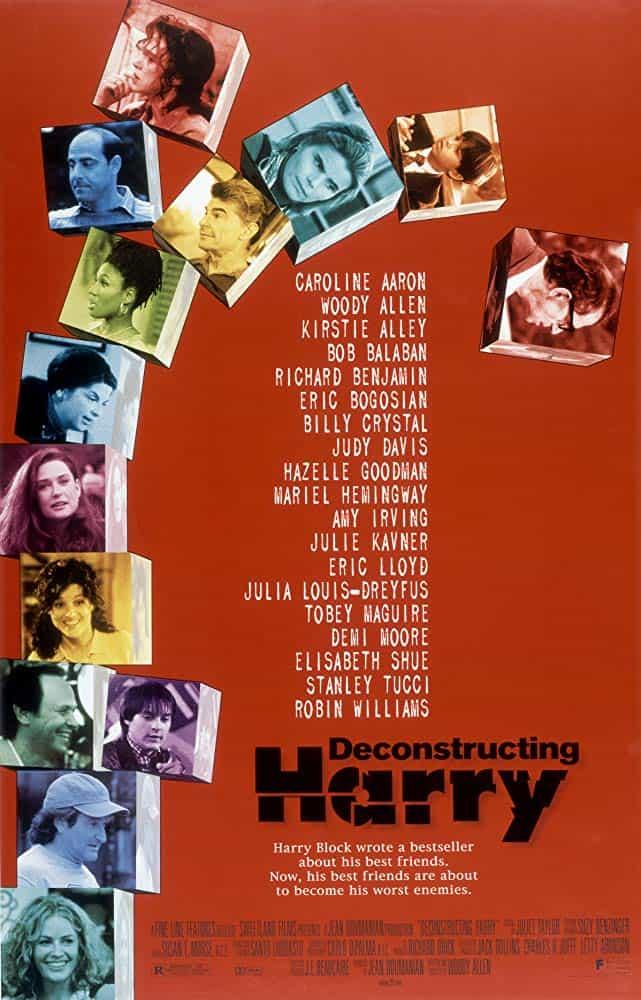 Deconstructing Harry (1997) โครงสร้างแฮร์รี่