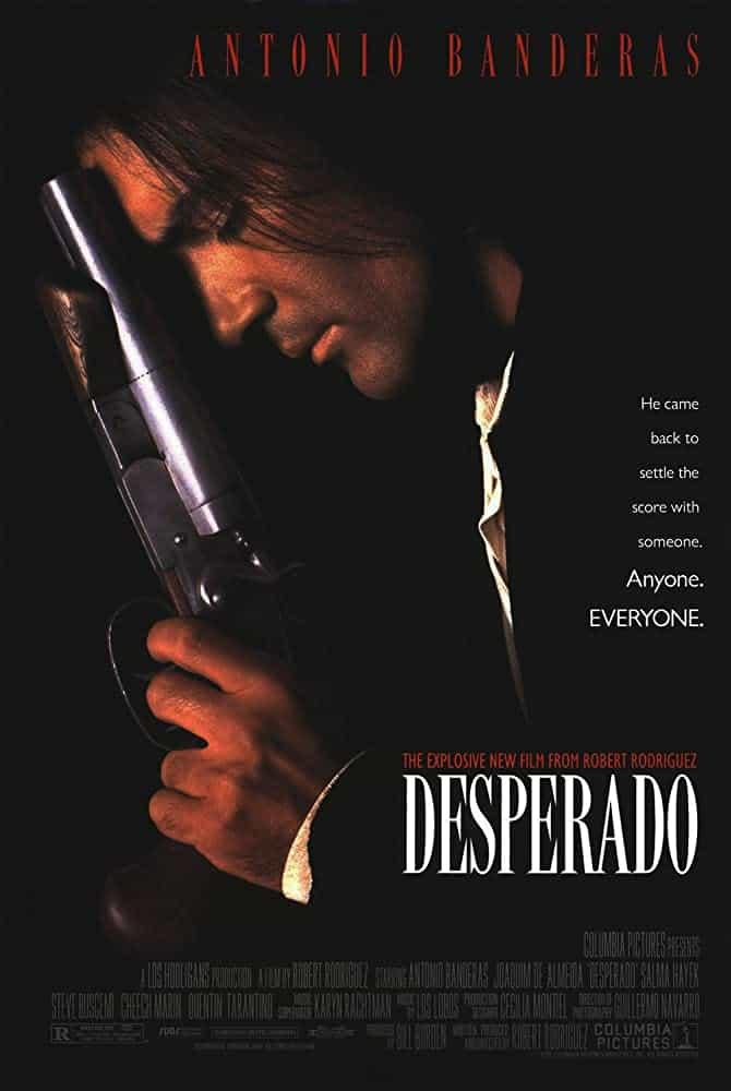 Desperado 2 (1995) เดสเพอราโด ไอ้ปืนโตทะลักเดือด