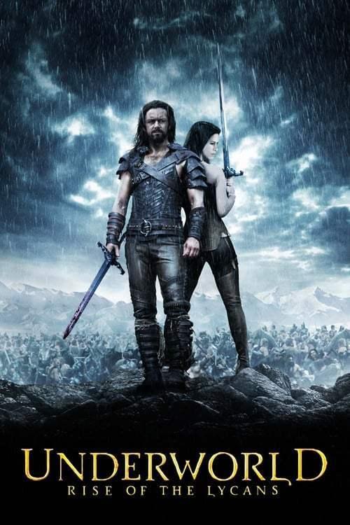 Underworld 3 Rise of the Lycans (2003) สงครามโค่นพันธุ์อสูร 3 ปลดแอกจอมทัพอสูร