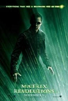 The Matrix 3 Revolutions เดอะ เมทริกซ์ เรฟเวอลูชั่น ปฏิวัติมนุษย์เหนือโลก (2003)
