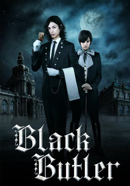 Black Butler (2014) พ่อบ้านปีศาจ