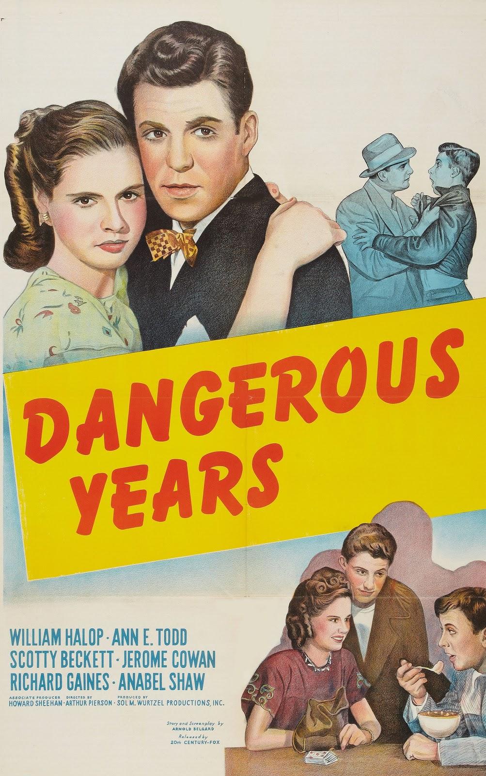 Dangerous Years (1995) เด็กเสเพล