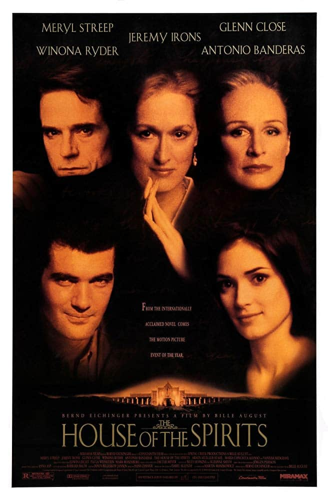 The House of the Spirits (1993)