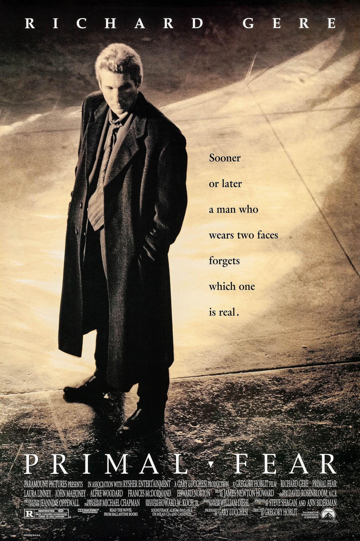 Primal Fear (1996)  สัญชาตญาณดิบซ่อนนรก