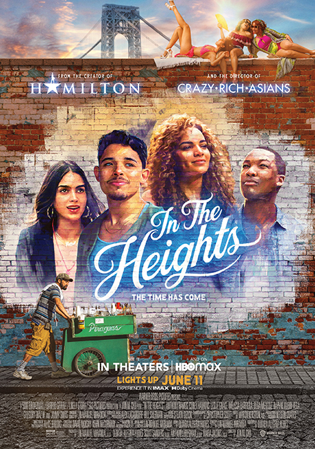 In the Heights (2021) อิน เดอะ ไฮท์ส จุดประกายไฟแห่งฝัน