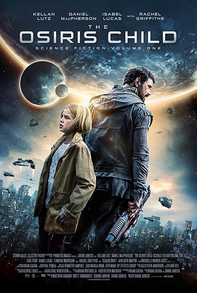 Science Fiction Volume One The Osiris Child (2017) โคตรคนผ่าจักรวาล