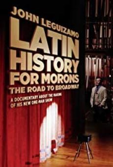 John Leguizamo Play Latin History for Morons ประวัติศาสตร์ลาตินฉบับ จอนห์ เลอกิซาโม่