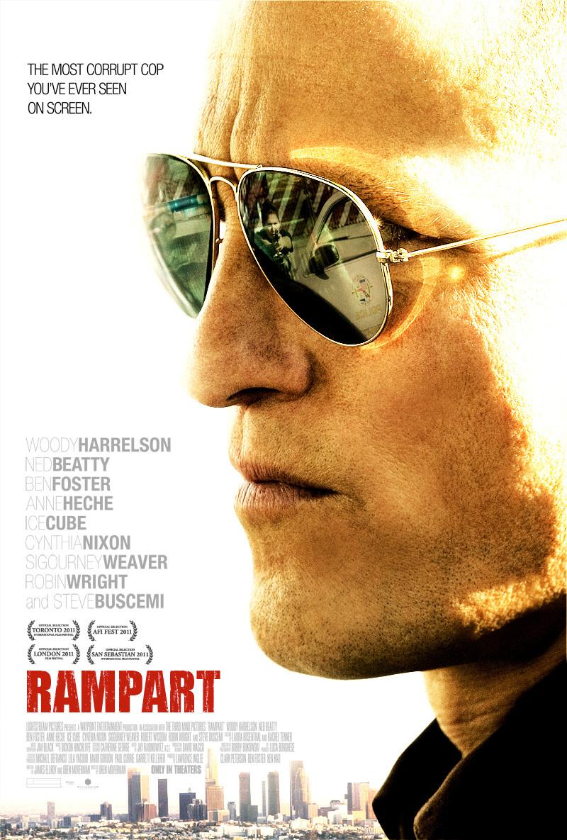 Rampart (2011) โคตรตำรวจอันตราย
