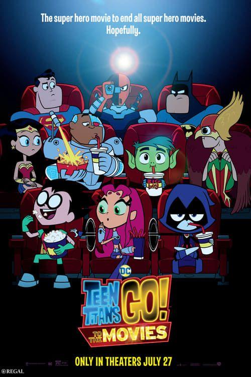 Teen Titans Go! To the Movies (2018) ฮีโร่วัยเกรียน