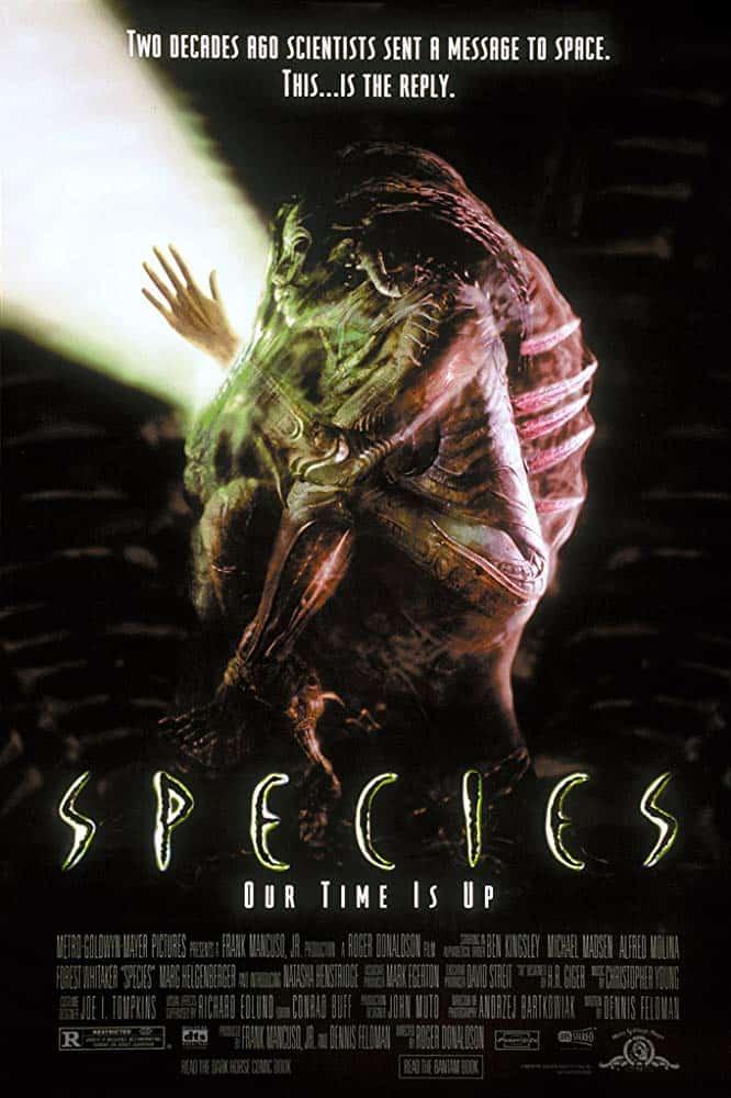 Species 1 (1995) สายพันธุ์มฤตยู สวยสูบนรก 1