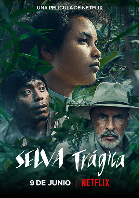 Tragic Jungle (2021) ป่าวิปโยค