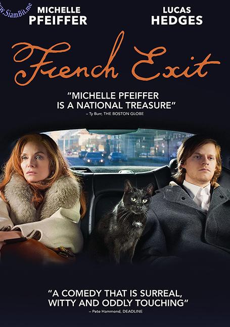 French Exit (2020) สุดสายปลายทางที่ปารีส