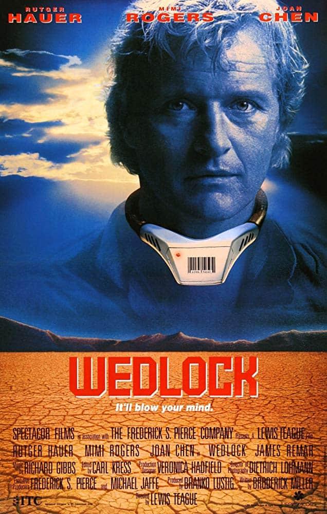Wedlock (1991) แหกคุกนรกล้ำโลก