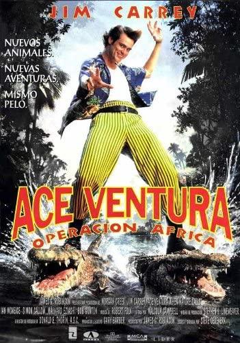 Ace Ventura When Nature Calls (1995) นักสืบซูปเปอร์เก๊ก 2