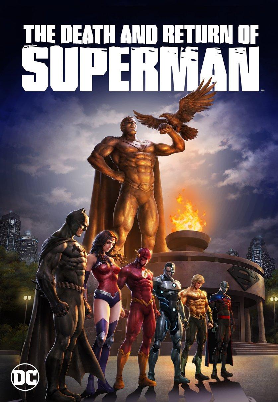 The Death of Superman (2018) ความตายของซูเปอร์แมน (ซับไทย)