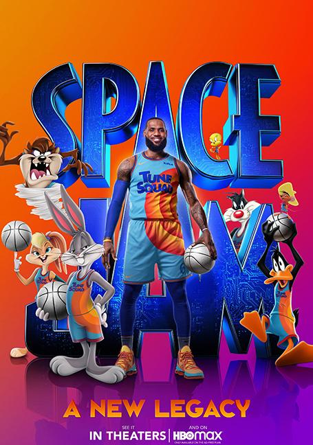 Space Jam: A New Legacy (2021) สเปซแจม ทะลุมิติมหัศจรรย์ 2