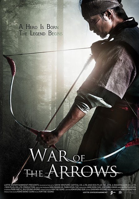 War of the Arrows (Choi-jong-byeong-gi hwal) (2011) สงครามธนูพิฆาต