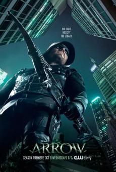 Arrow Season 5 โคตรคนธนูมหากาฬ ปี 5