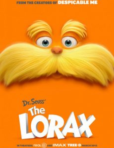 Dr.Seuss The Lorax (2012) คุณปู่โรแลกซ์ มหัศจรรย์ป่าสีรุ้ง