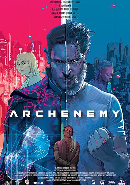 Archenemy(2020) ฮีโร่หลุดมิติ