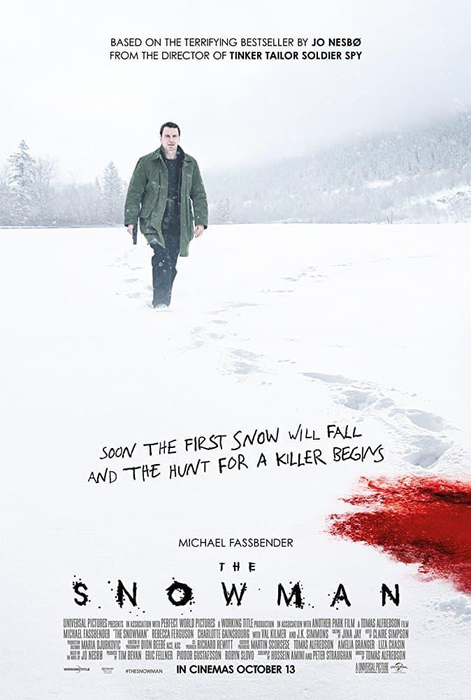 The Snowman (SubThai) (2017) แฮร์รี่ โฮล กับคดีฆาตกรมนุษย์หิมะ