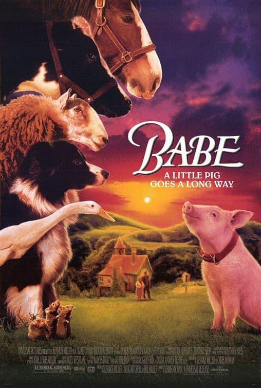 Babe 1: (1995) เบ๊บ หมูน้อยหัวใจเทวดา