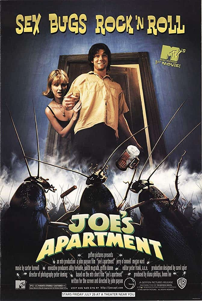 Joe's Apartment (1996) นายโจจ๋า แมลงสาบมาแล้วจ้า