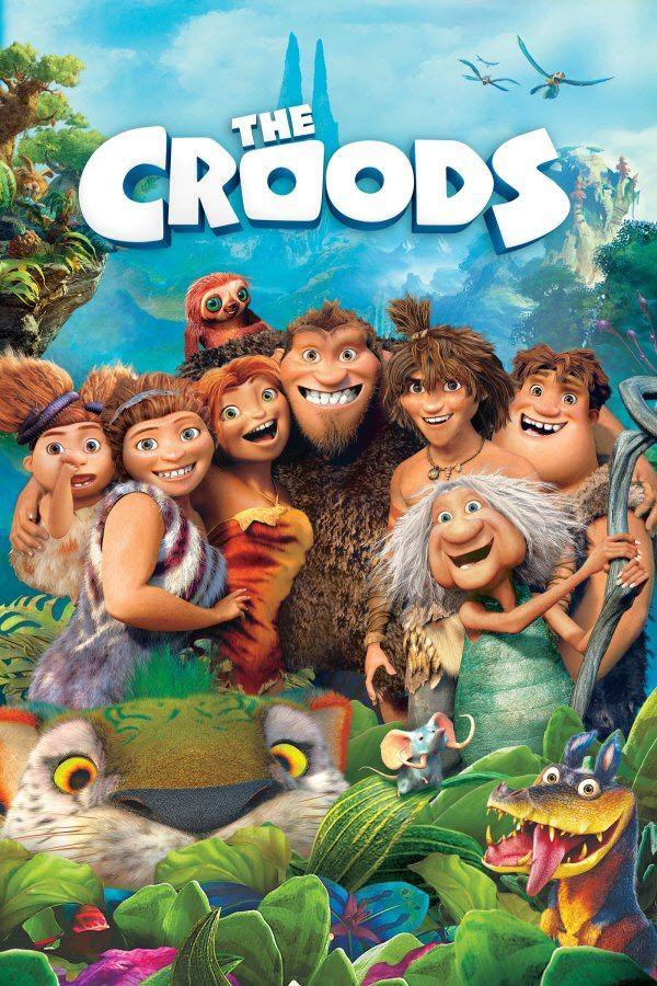 The Croods (2013) เดอะครูดส์ มนุษย์ถ้าผจญภัย 2013