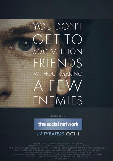 The Social Network (2010) โซเชียล เน็ตเวิร์ก