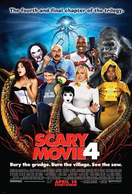 Scary Movie 4 (2006) ยําหนังจี้ หวีดดีไหมหว่า ภาค 4