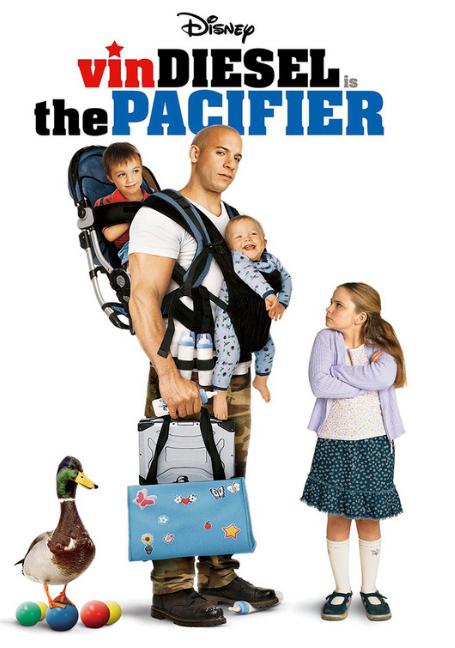 The Pacifier (2005) ปฏิบัติการพี่เลี้ยงพันธุ์ดุ